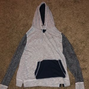 Abercrombie & Fitch Light, Mixed Color Sweatshirt